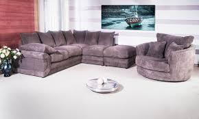 Bedroom Set Groupon Rio Corner Sofa Plus Swivel Chair Groupon Goods