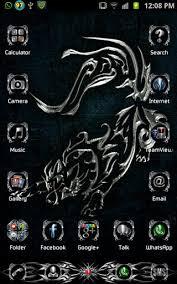 go theme launcher apk tribal metal go launcher theme version apk androidappsapk co