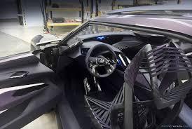 lexus car interior walkaround the lexus ux concept with toyota u0027s ed2 designers