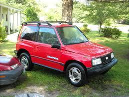 1996 geo tracker 4 dr std 4wd suv geo pinterest dream cars