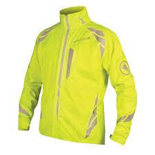 waterproof cycling jacket with hood wiggle endura luminite ii jacket cycling waterproof jackets