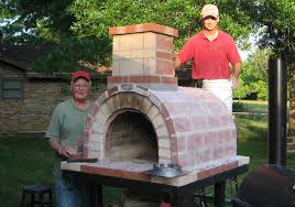 Building A Backyard Pizza Oven by Garden Design Garden Design With How To Build A Pizza Oven