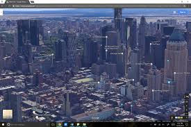 Chicago Google Maps by Walk The Earth In Vr With Google Earth Vr Vive