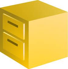 Vertical File Cabinet by Vertical File Cabinet Clip Art Clip Art Library