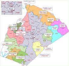 North Carolina Maps Raleigh Nc Zip Code Map Google Search North Carolina