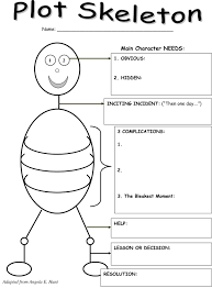 Character Sketch Template For Kids 59