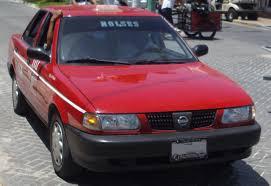 File Nissan Tsuru B13 Taxicab Jpg Wikimedia Commons