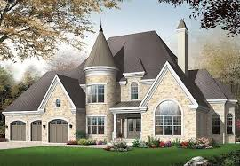 turret house plans house turret design two story turret lends a castle like aura