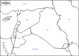 outline map middle east middle east free maps free blank maps free outline maps free