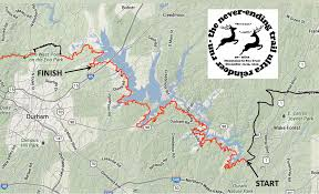 Phoenix Mountain Preserve Map by Mst Running With Scissors