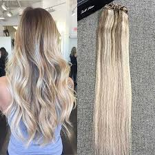 the best shoo for hair with highlight 9 pcs best clip in real remy hair extensions full shine www