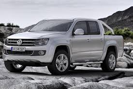 volkswagen amarok 2015 volkswagen to begin production of amarok pickup truck in germany