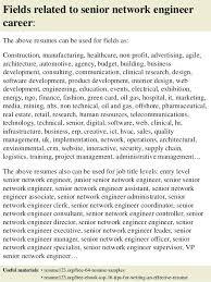 networking engineer resume network resume sample network