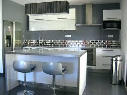 mosaique pour credence cuisine crdence miroir pour cuisine cool gallery of mosaique en inox noir
