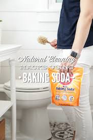 13 natural cleaning hacks using baking soda live simply
