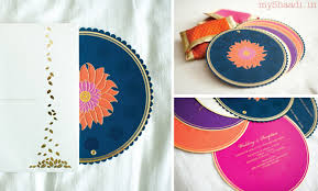 traditional indian wedding invitations new innovative trends in indian wedding cards myshaadi in 3