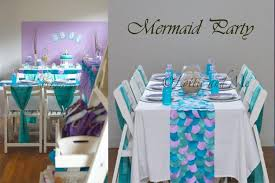 mermaid party supplies mermaid party supplies party printables