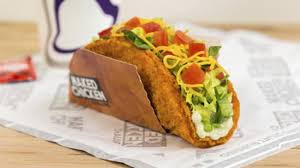 new taco bell taco has fried chicken shell kron4