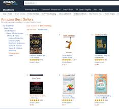 screenwriting unchained reached the 1 bestseller spot on amazon