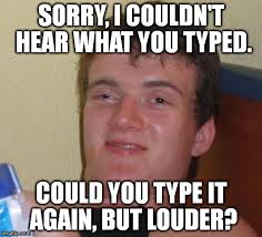 Typed Memes - 10 guy meme imgflip