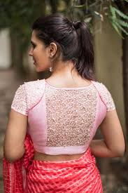 241 best saree blouse cutting and stiching images on pinterest