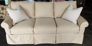 Pottery Barn Loose Fit Slipcover Living Room Loveseat Slipcover Jcpenney Slipcovers Chair Slip