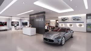 show home design jobs maserati dealership renderings ripple creative group