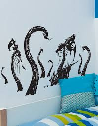pirate ships attacked by kracken wall decal gfoster166
