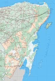 map of mexico yucatan region popular 237 list yucatan peninsula map