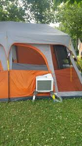 air conditioned tent cing in hot weather with an a c we give you tips where you don