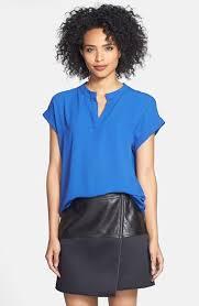 pleione blouse pleione split neck blouse where to buy how to wear