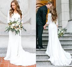 sle wedding dresses sleeved wedding dresses ostinter info