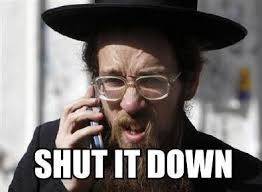 Hasidic Jew Meme - in defence of the london ultra orthodox jews who banned women from