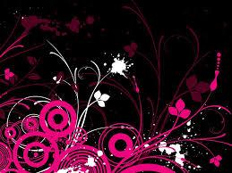 pink and black wallpaper designs 12 high resolution wallpaper