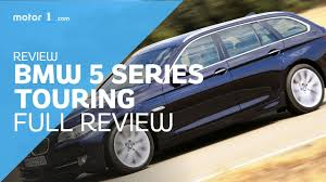 2018 bmw 5 series touring review the ultimate family wagon youtube