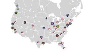 New Mexico Cities Map by Mls Expansion In Depth Look At All Cities Bids For Growth To 28