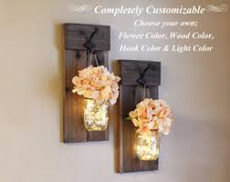 Wall Sconce Set Of 2 Wall Sconce Etsy