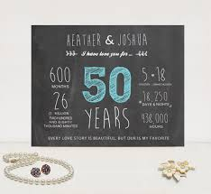 50th wedding anniversary gifts for parents 50 year wedding anniversary gift ideas for parents