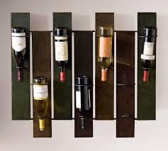 modern wine racks decorative modern wine racks in dark wood