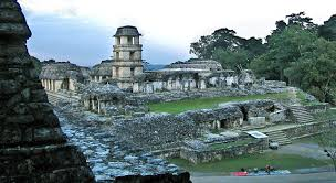 Mayan Ruins Mexico Map by Classic Kingdoms Of The Maya Itinerary U0026 Map Wilderness Travel