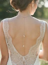 bijoux de mariage les 25 meilleures idées de la catégorie mariage collier de robe