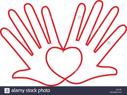 heart love romantic symbol outline stock photos u0026 heart love