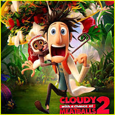 cloudy chance meatballs 2 u2032 tops weekend box office box