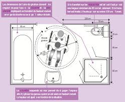norme handicapé chambre populaire salle de bain handicape norme photo de salle de bain