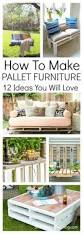 How To Make Pallet Furniture Cushions by Best 25 Indoor Pallet Furniture Ideas On Pinterest Pallet