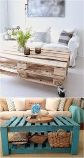 Wood Living Room Table Sets Best 20 Pallet Coffee Tables Ideas On Pinterest Paint Wood