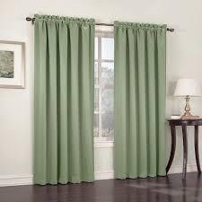 madison light filtering rod pocket panel curtainshop com