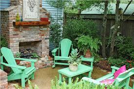 Backyard Fireplace Plans by Outdoor Fireplace Designs Brick U2014 Jen U0026 Joes Design Simple