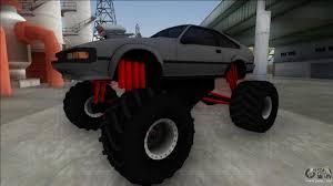 lexus monster truck 1984 toyota celica supra mk2 monster truck for gta san andreas