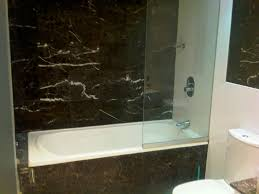 shower balcony repair gallery shower over bath wall regrout and hydro barrier application sealant replacement